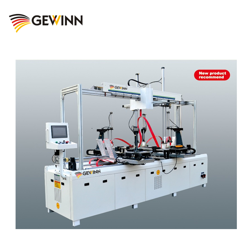 Gewinn High frequency wooden frame joining machine