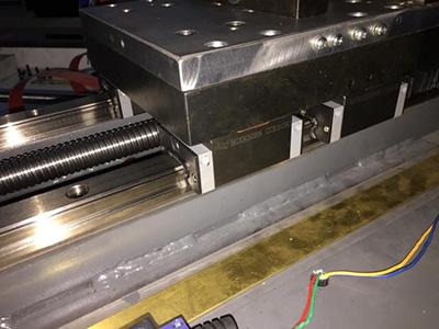 HF wooden frame assembling machine-7