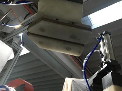 HF wooden frame assembling machine-9