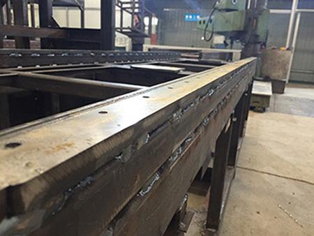 HF wooden frame assembling machine-13