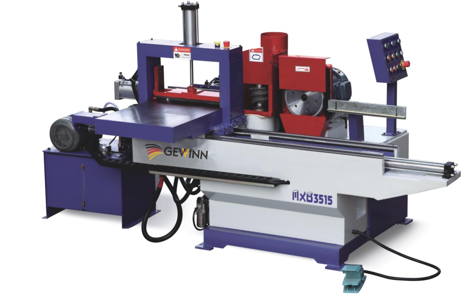 shaper finger joint machine full jointing line for wood Gewinn