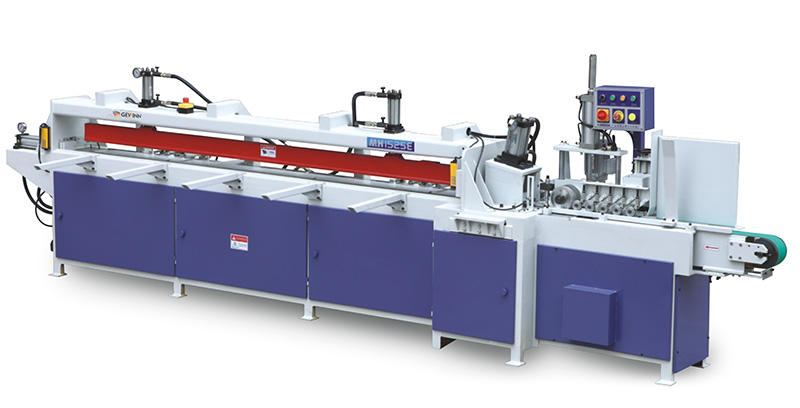 Gewinn Brand semiautomatic finger joint machine finger factory