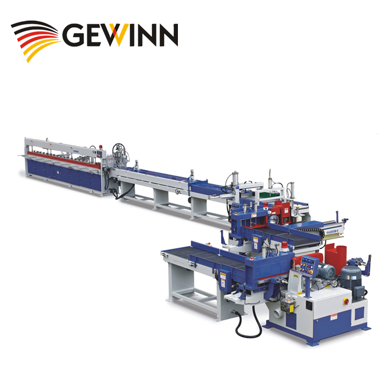 frequency finger joint machine carrier for wooden board Gewinn-11