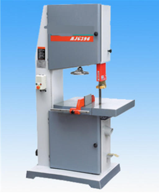 cutting saw industrial vertical band saw making Gewinn company