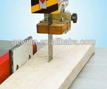 Gewinn factory price vertical metal bandsaw for sale machine for wood working-2