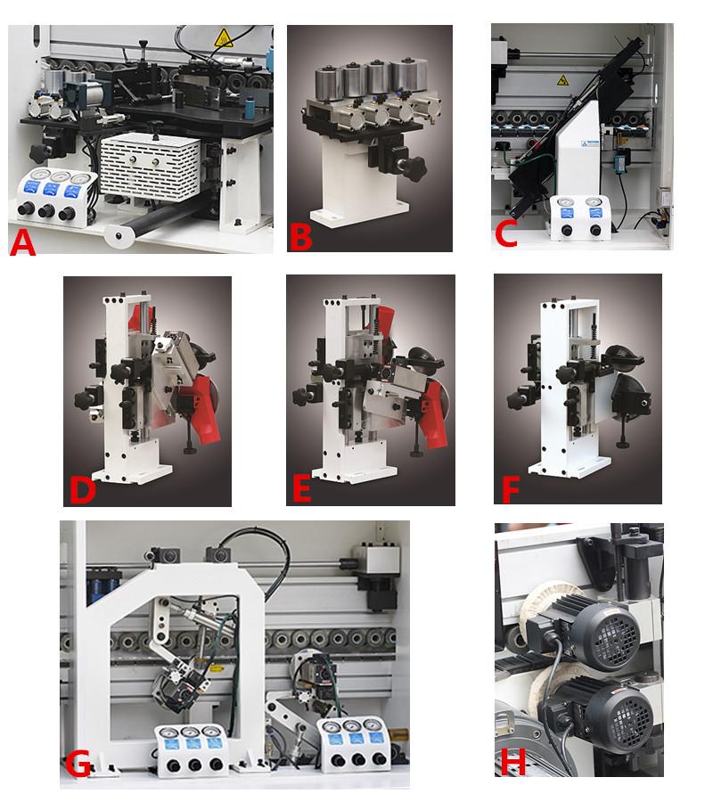 modular wood edger machinery rounding wood Gewinn-10