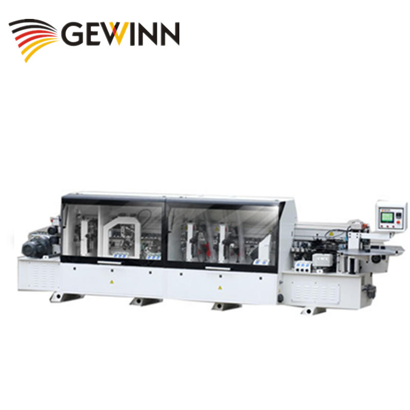 Gewinn high-effciency wood edgebander equipment automatic furniture