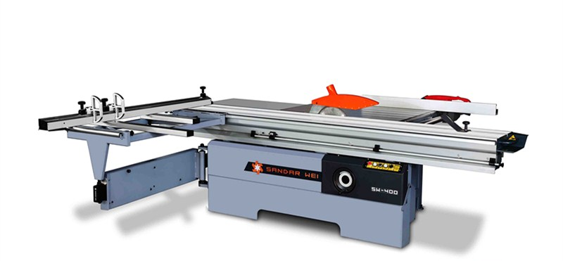 Gewinn four sides sliding table saw automatic for cnc working-1