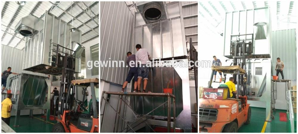 Gewinn woodworking dust collection easy-operation wood production