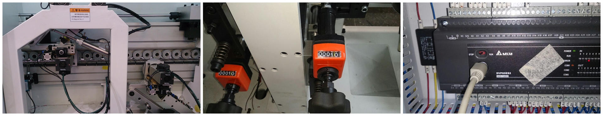 full function edge banding machine for wood fast delivery wood working