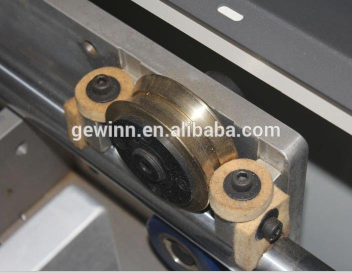 Gewinn high-end woodworking machinery supplier easy-operation for cutting