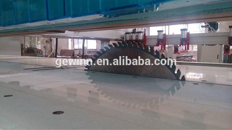 Gewinn Brand dowel pvc woodworking equipment manufacture
