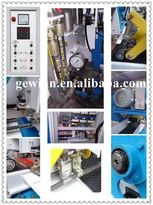 Gewinn Brand double single head 3.5kw dust collection ducting for woodworking