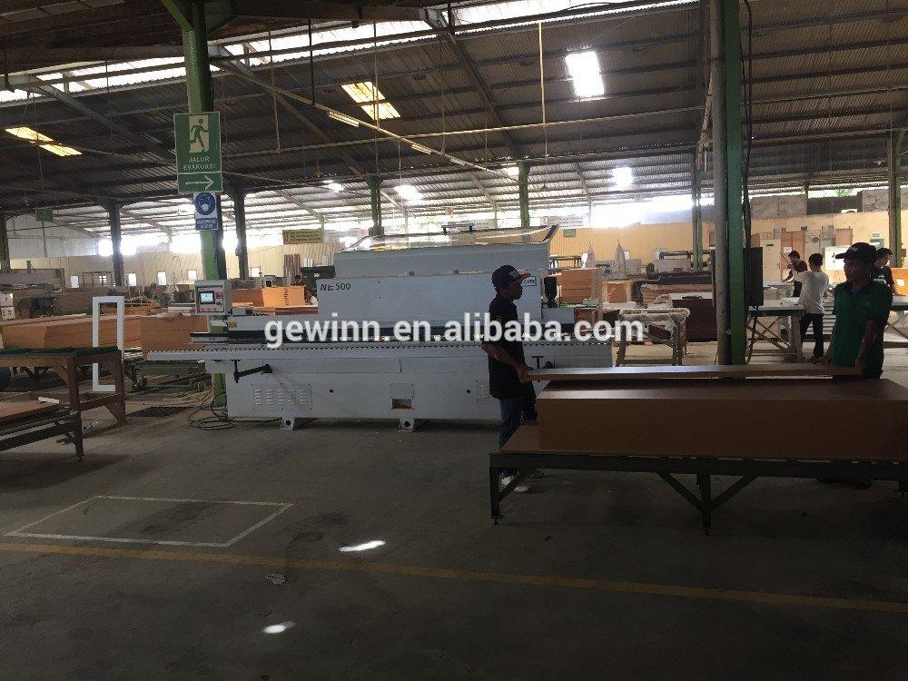 Gewinn woodworking equipment easy-installation for bulk production-13