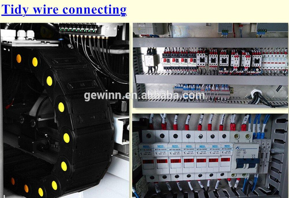 Gewinn auto-cutting woodworking equipment easy-installation for bulk production