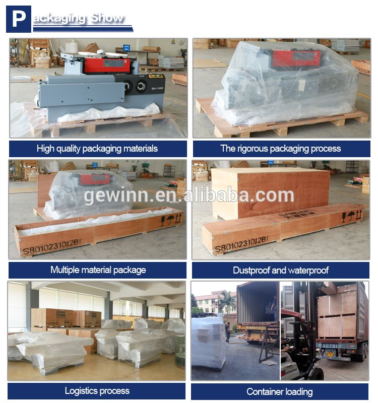 Gewinn auto-cutting woodworking equipment easy-installation for bulk production-14