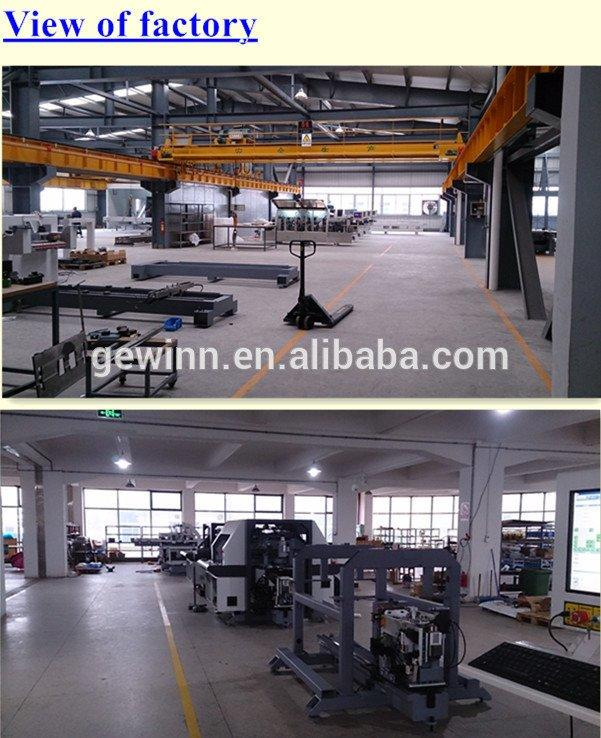 Gewinn high-quality woodworking machinery supplier easy-installation for bulk production