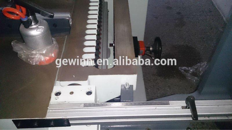 Gewinn cheap woodworking equipment saw for customization