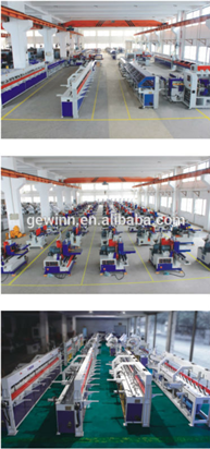 Gewinn Brand wood panel machine sliding portable sawmill for sale