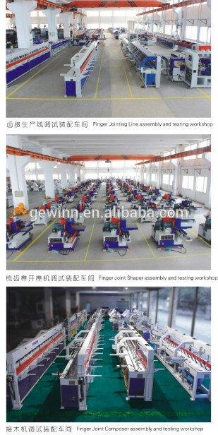 panel sliding table woodworking Gewinn Brand portable sawmill for sale supplier