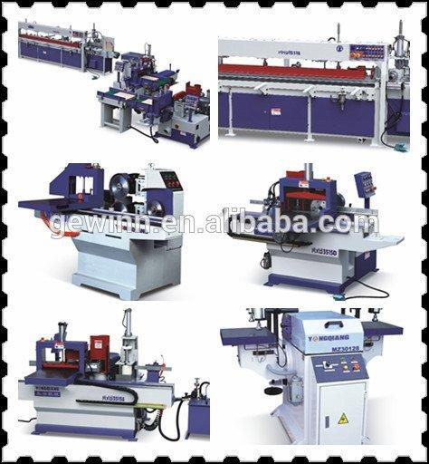 sliding cutting sawmill manufacturers Gewinn Brand