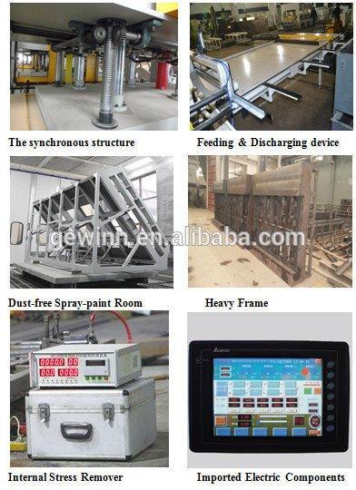 Gewinn Brand panel portable sawmill for sale table factory