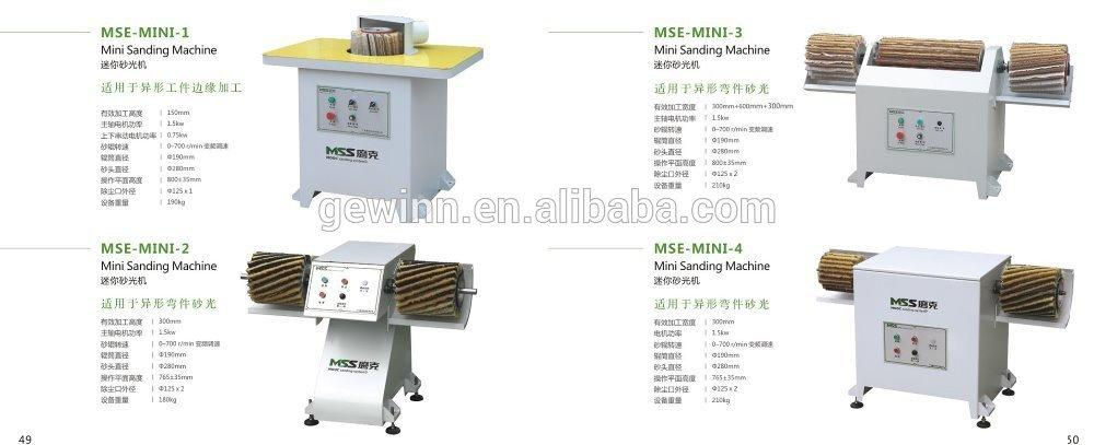 Gewinn high-quality woodworking equipment top-brand for cutting