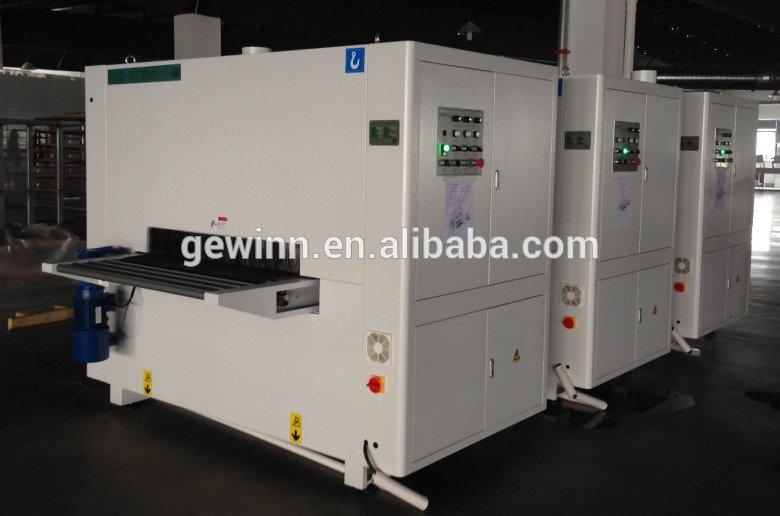 Gewinn solid wood processing fast-installation for milling-1