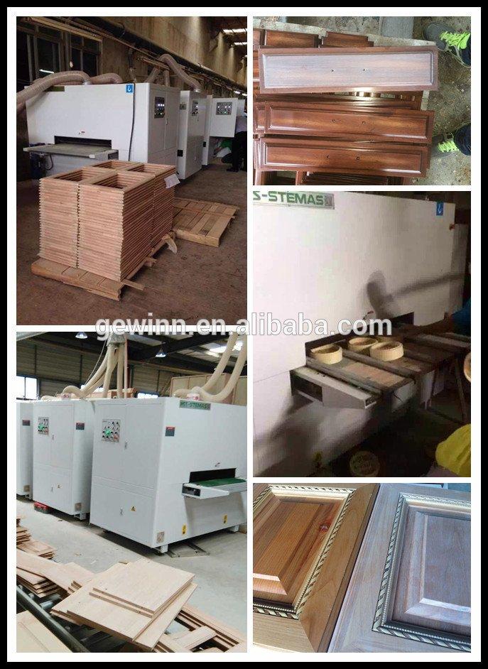 Gewinn solid wood processing fast-installation for milling-2