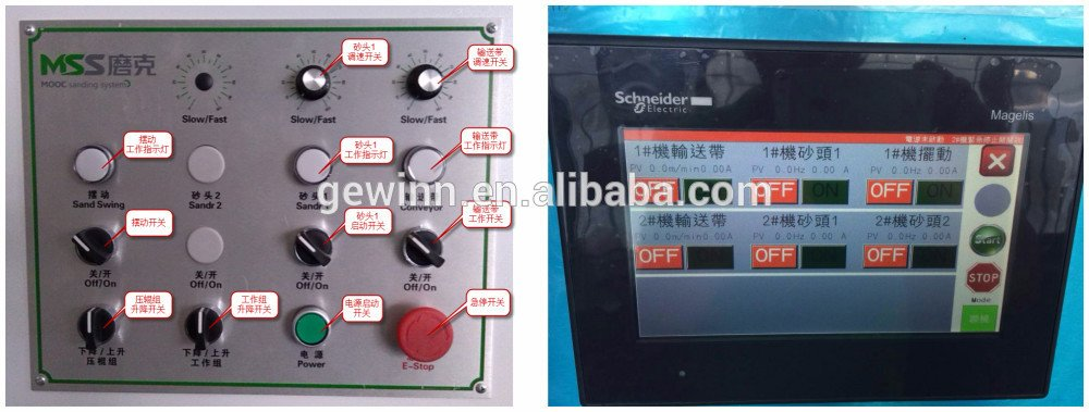 Gewinn wholesale panel processing high-effciency for wood production-8