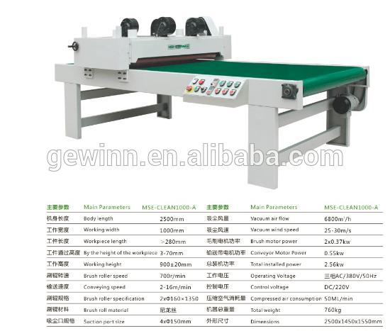 Gewinn high-quality woodworking equipment saw for sale-12