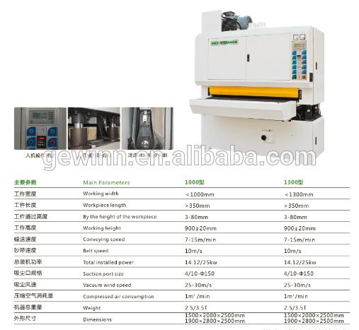 Gewinn high-quality woodworking equipment saw for sale-13