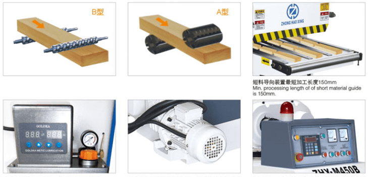 Gewinn high-end woodworking machinery supplier top-brand for cutting-2