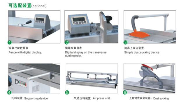 Gewinn high-quality woodworking machinery supplier top-brand for cutting-3