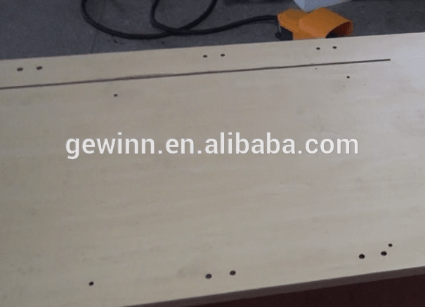 Easy cutting precise table panel saw for MDF SW-400C-8