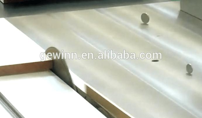 Straight cutting sliding table saw/board cutting panel saw SW-400C-4