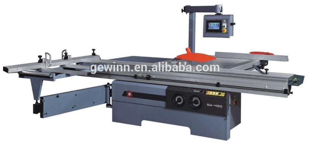 Woodworking table saw/sliding table saw SW-400B-6