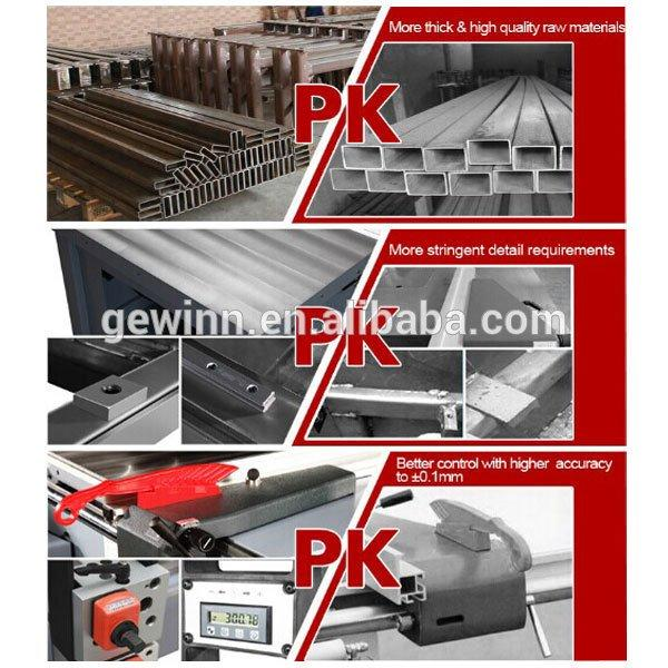 Gewinn high-end woodworking equipment top-brand for cutting-5