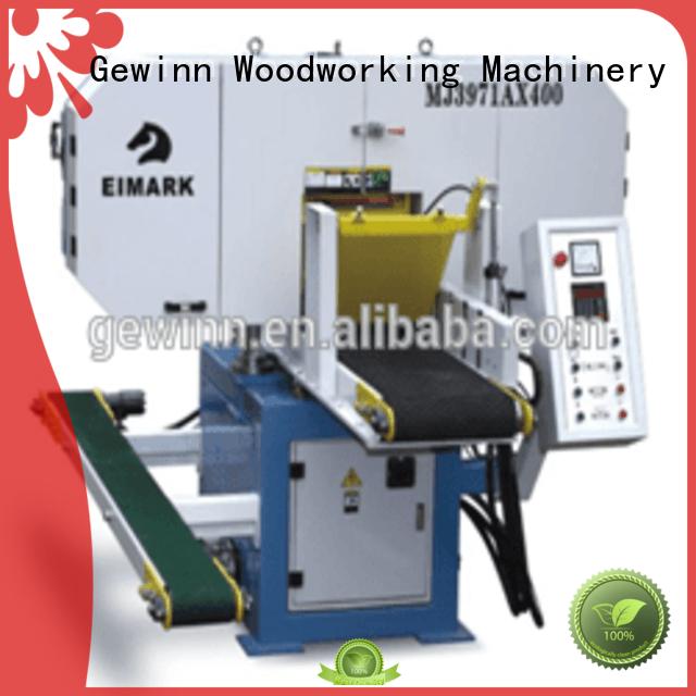 sawmill manufacturers wood panel sliding Gewinn Brand company