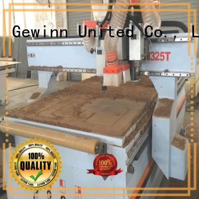 Gewinn factory price cnc milling machine price supplier for wood working