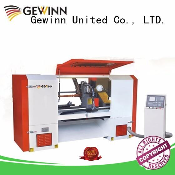 Gewinn cnc lathe for full surface