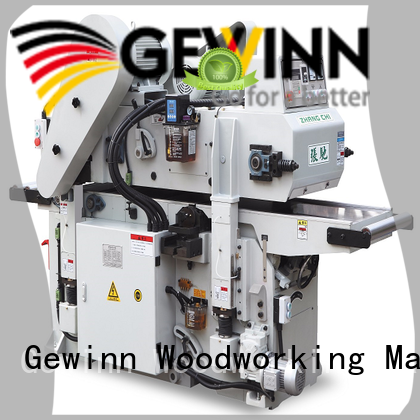 Gewinn free delivery double sided planer for sale for surface process