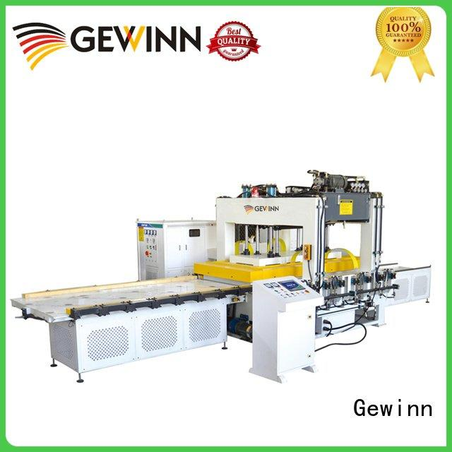 Gewinn workbench high frequency machine wood vertically