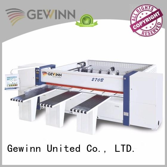 Gewinn auto-cutting woodworking equipment machine for cutting
