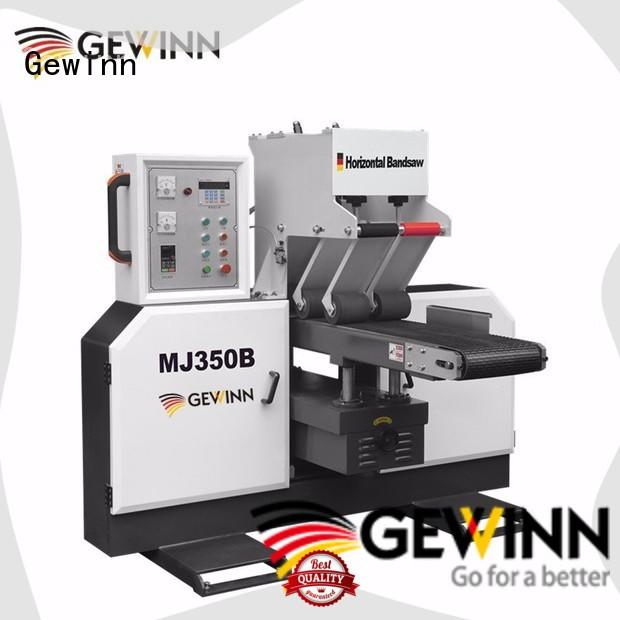 Gewinn horizontal bandsaw for sale customized for woodworking