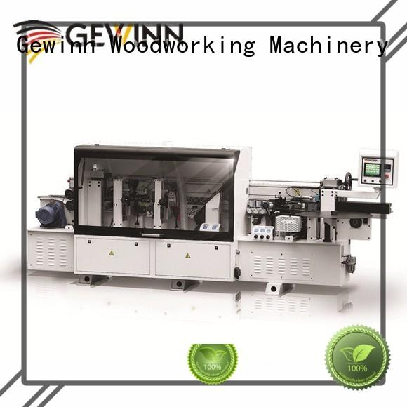 Gewinn full function wood edgebander equipments woodworking door