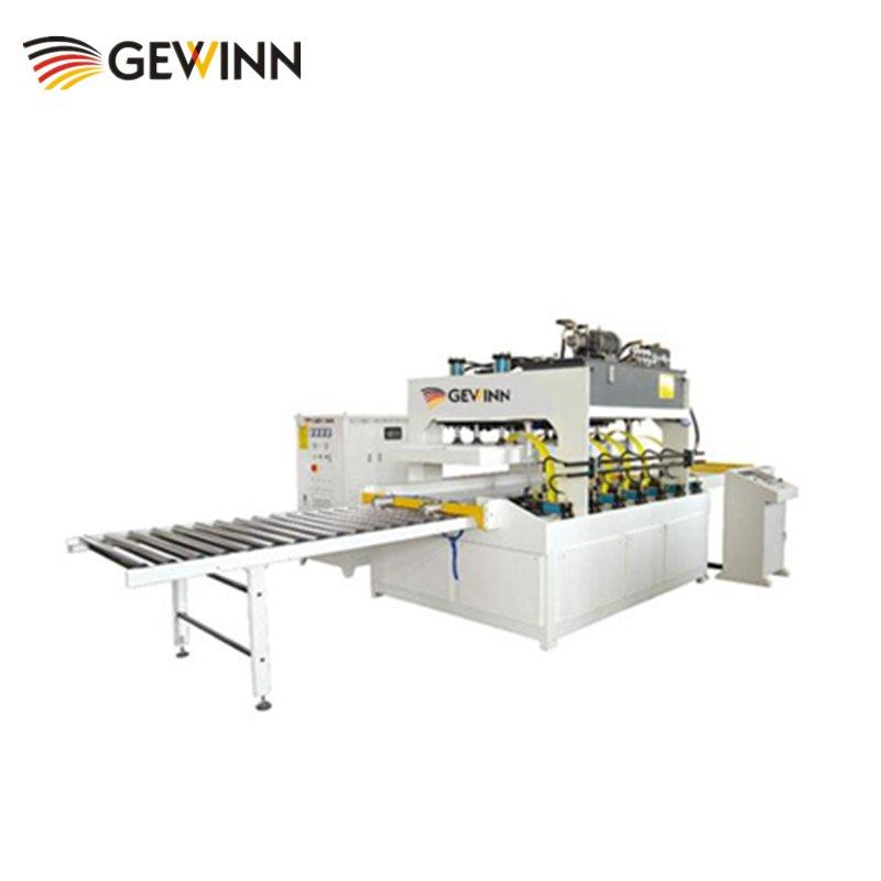 Gewinn automatic automatic finger joint machine frequency for wood