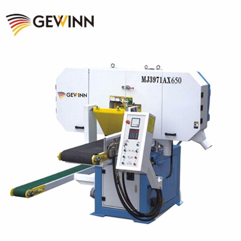 Gewinn band saw machine blade grinding machine Horizontal band saw image38