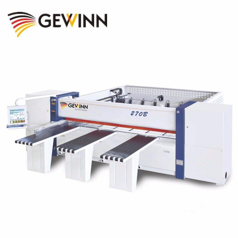 Linear panel cutting beam saw for wooden furniture manufacturing HH-PRO-8-CA