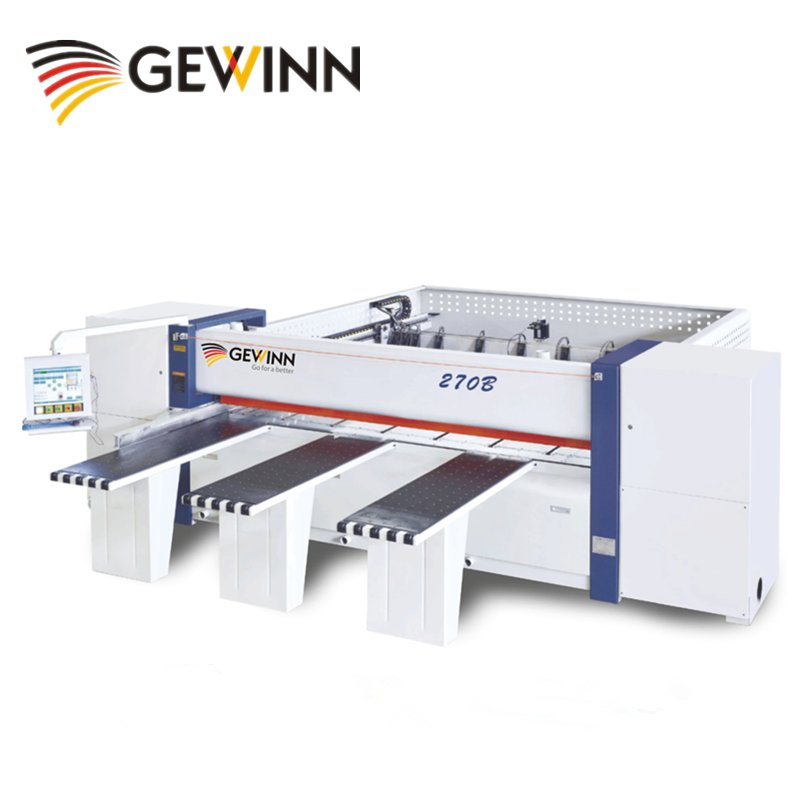 Gewinn fast speed cnc beam saw auto-cutting for bulk production-1